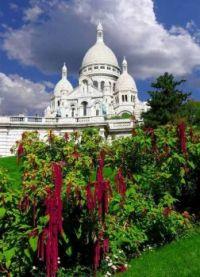 Sacre Coeur, France