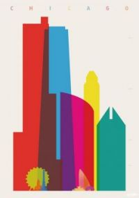 Shapes of Cities: Chicago