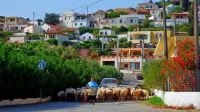 Village  in  Crete, Greece