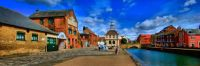 HDR and panorama of Purfleet Quay, Kings Lynn - 7th Aug 2012