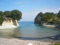 Greece-Corfu Isl.- Channel of Love;Sidari