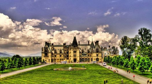 Biltmore Estate - HDR