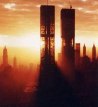 Twin Towers August 5, 1966