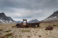 There are heaps of WWII junk rusting in Greenland