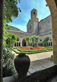 Fontfroide Abbey, France