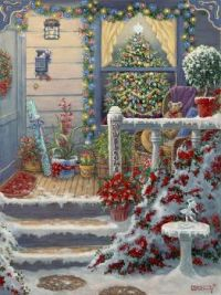 A Christmas Welcome by Janet Kruskamp