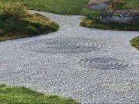 Japanese gardens near Dollar Scotland