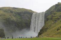 Iceland Skogafoss