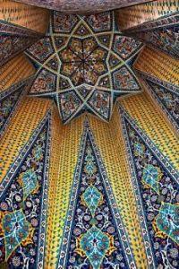 Mausoleum of Baba Tahir in Hamadan, Iran (Jaroslava Melicharova)