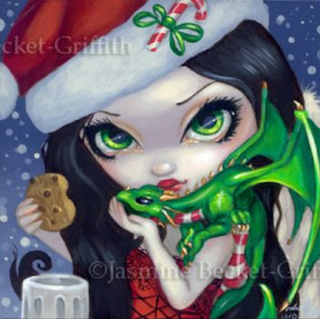 Faces of Faery #132 - Jasmine Becket-Griffith