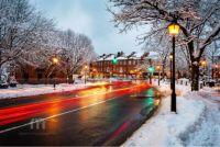 Newburyport MA - Winter