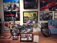 Captain America's bike from Easy Rider