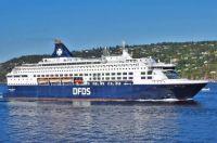 Pearl Seaways in Oslo 2018