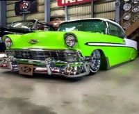 Beautiful 56 chevy