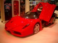 Enzo - Melbourne Motor Show 2003