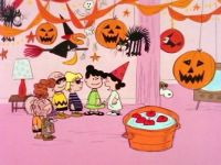 Peanuts Halloween Party