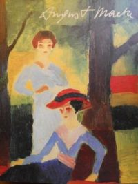 Two girls in the wood