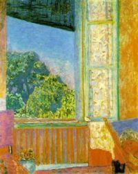 Pierre Bonnard (French, 1867–1947), Open Window