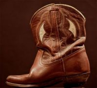One of My Cowboys  Boots.