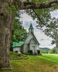 Episcopal Church in Valle Crucis, NC