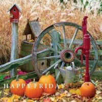 Fall - Garden Whimsies by Mary