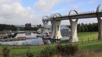 The Falkirk Wheel, Stirlingshire, Scotland