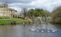 Astley Hall and Park Chorley  (1)