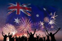 Australia Day - 26th January, 2020
