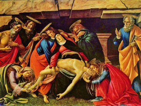 Sandro Botticelli - Lamentation