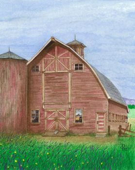 Red Barn - Peterson