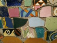 Tiles of Watts Towers