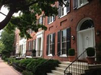 Georgetown Townhouses, Washington DC