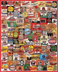 Cheers! Beer by artist Charlie Girard