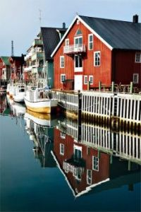 Fishing Village ~ Henningswaer, Norway