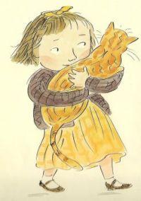 Ginger - illustration by Charlotte Voake