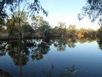 Lake at Cobbold Gorge, Queensland, Australia