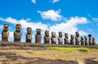 Historical Sites - Easter Island