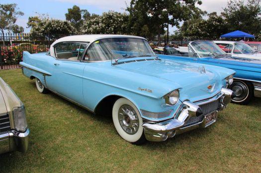 "Cadillac ""Series 62"" -  Coupé de Ville  - 1957"