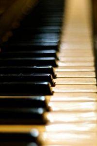 Karen's piano keys
