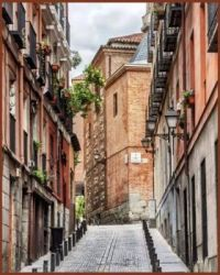 San Nicolás Street, Madrid