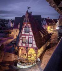 12.5 Magic Rothenburg ob Der Tauber  by rico_jahr