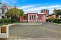Christchurch villa N.Z