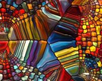 MOSAIC WALLPAPER FOR ANDROID