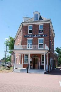 Central Hotel, Delaware City, DE