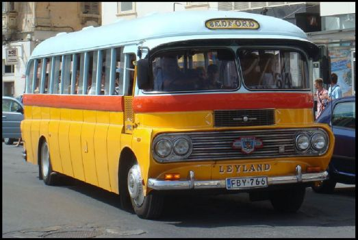 Another Bus in Malta