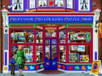 Professor Puzzle Shop