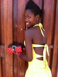 Minha amiga Sarita Santos