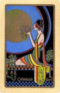 Vintage Playing Card Art 1