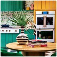 KITCHEN THEME 12 of 12 - Colourful Kitchen