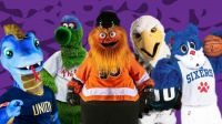 Philadelphia Sports Mascots